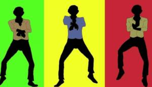 Shaku Shaku Dance