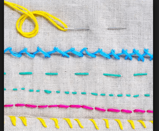 Sewing And Stitches