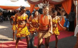 Traditional Igbo Attire