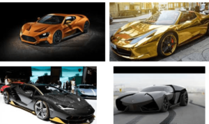 Biggest Cars In The world