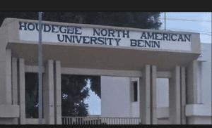 Houdegbe North American University School Fees