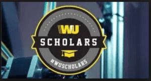 Western Union Foundation Scholarship