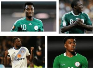 Nigerian Richest Footballers