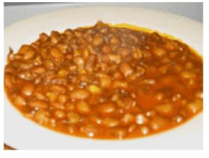 Beans Porridge Recipe
