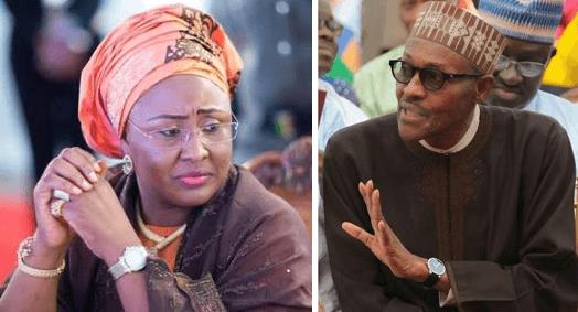 Is Aisha Buhari A Thief for Criticizing her Husband? Omokri Asks Oshiomhole