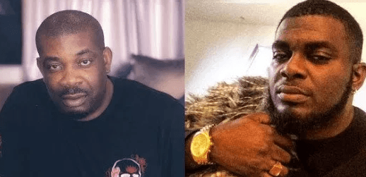 Kelly Hansome Accuses Don Jazzy Of Arresting Him