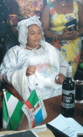 buhari's campaign cordinator Nwaogbaga