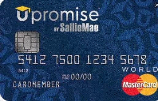 Upromise Mastercard Credit Card Login